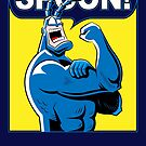 SPOON! by Matt Sinor