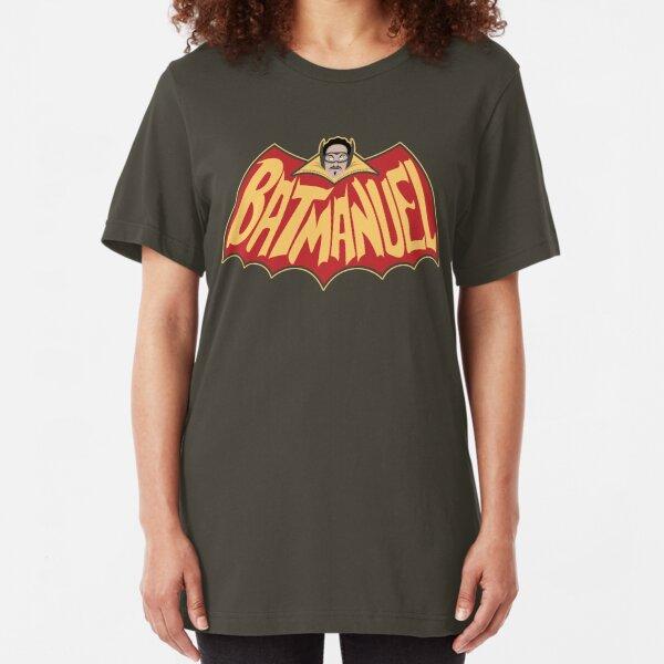 Batmanuel Slim Fit T-Shirt