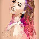 Fantasy Girl by roxycolor