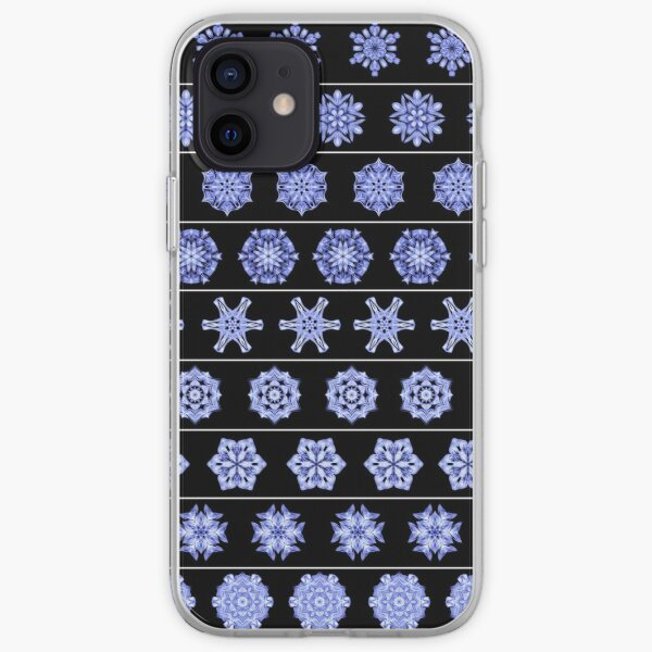 Frost in the Void 1 iPhone Soft Case