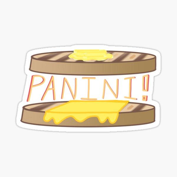 Panini! Sticker