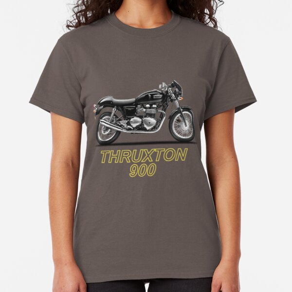 Roadster TR6 Motorcycle Racing Vintage Classic Triumph Decal T-Shirt