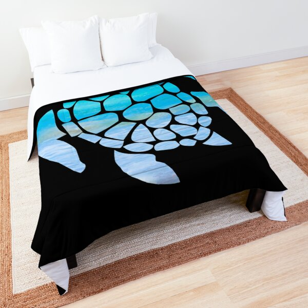 Sea Turtle Comforter