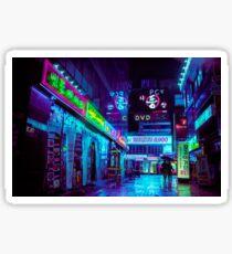 Streets of Jongro Sticker