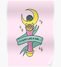 Fight Like A Girl! Poster