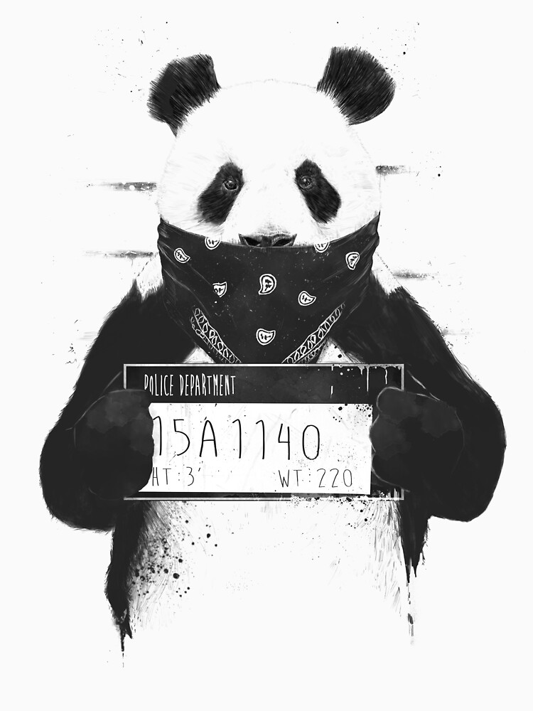 Bad panda by soltib