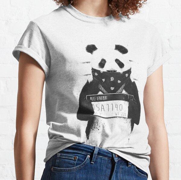Bad panda Classic T-Shirt
