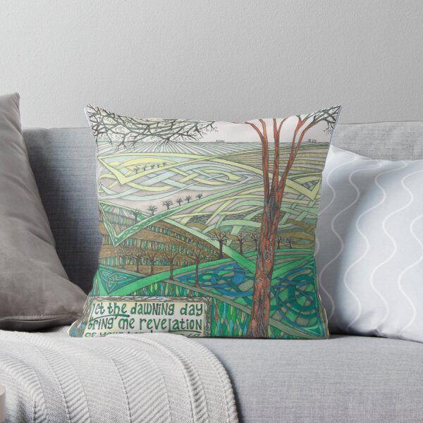 Dawning Day Throw Pillow