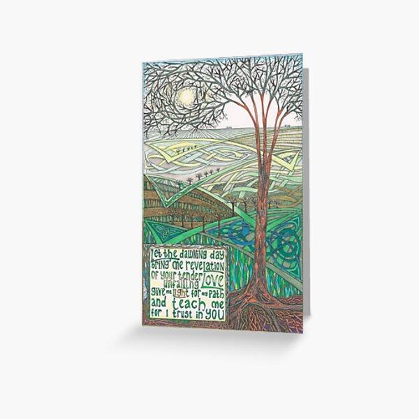 Dawning Day Greeting Card