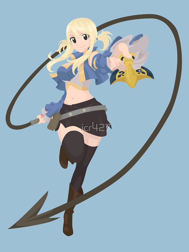 Lucy Heartfilia by icr427