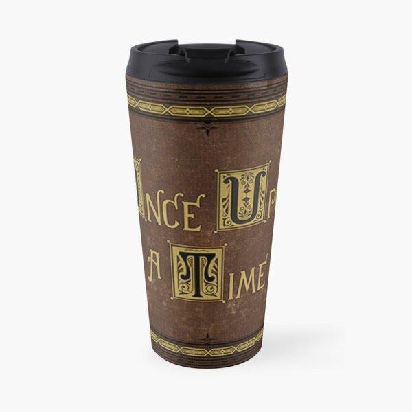 Once Upon A Time Book Travel Mug