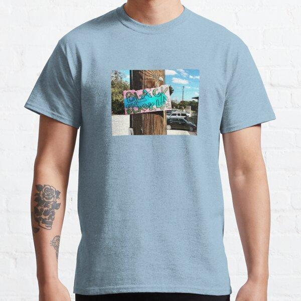 Black on Black Love  Classic T-Shirt