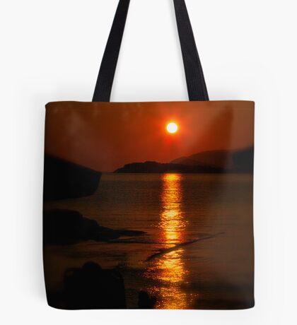 Golden moment - light up life . Bali. Crete. Greece. F*  Views (417) .Awwwwwws !!! Favs (6)  . Hugs thanks ! Tote Bag