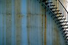 Stairs and Stripes by Jeannette Sheehy