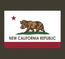 New California Republic - NCR Flag Shirt