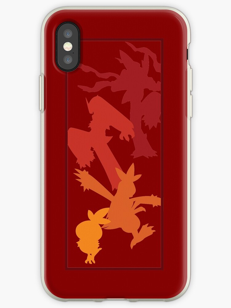 Torchic Evolutionary Chain  by icr427