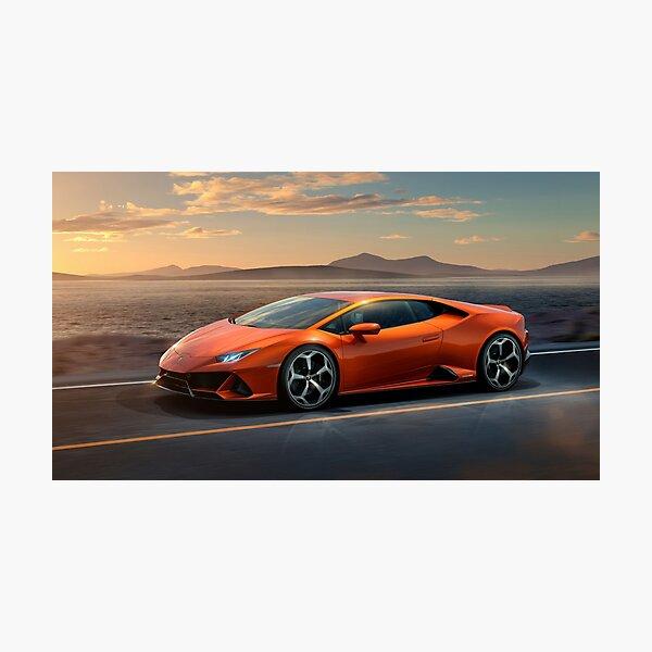 Lamborghini Huracan EVO Impression photo