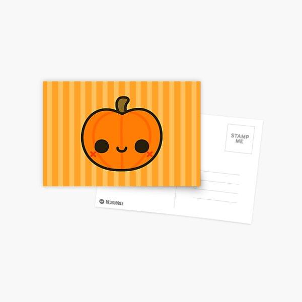 Cute Jack O' Lantern Postcard