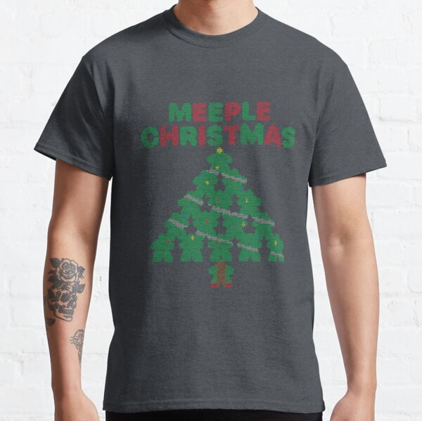 Meeple Christmas! Classic T-Shirt
