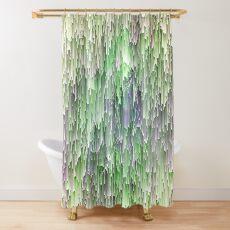 Ghost VII Shower Curtain
