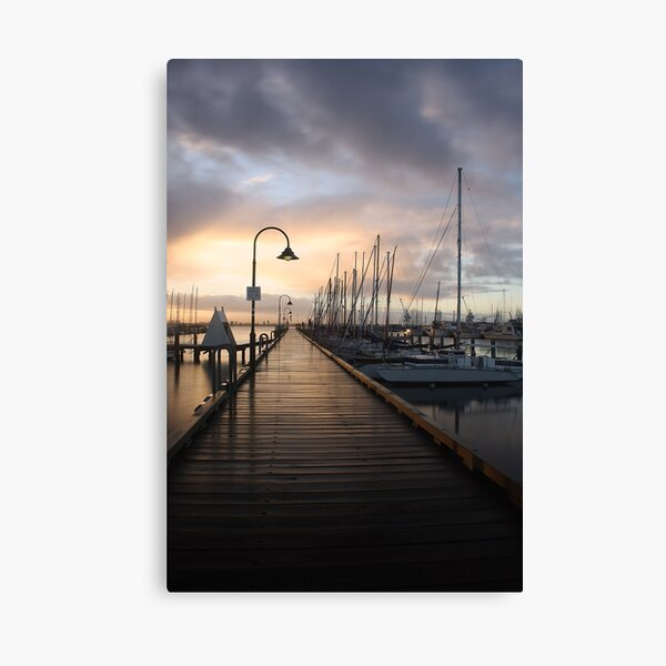 Williamstown Canvas Print