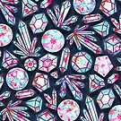 Kaleidoscope Crystals  by TigaTiga
