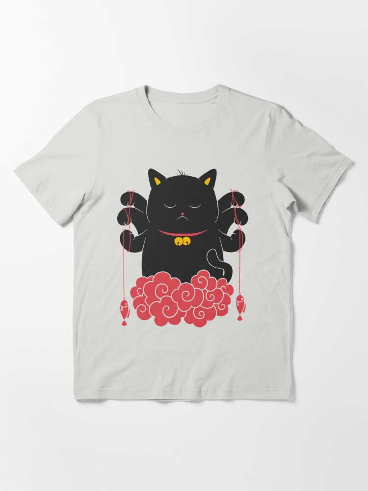 Alternate view of Pawsitive Activity Essential T-Shirt