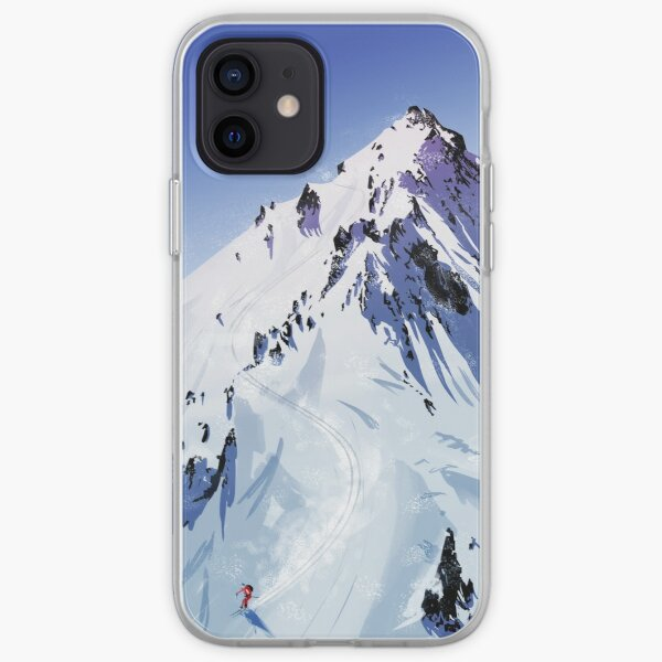 La descente Coque souple iPhone