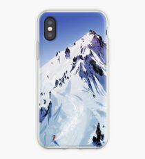 The descent  iPhone Case