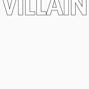 A Villain's Shirt by departmentM