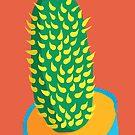 Cactus by SamKerwin