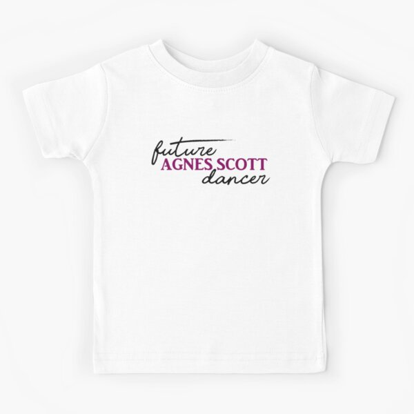 Future Agnes Scott Dancer Kids T-Shirt
