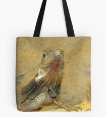 Frilled neck lizard, Australia Tote Bag