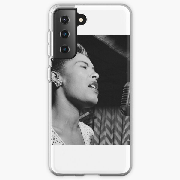 Jazz Singer Samsung Galaxy Soft Case