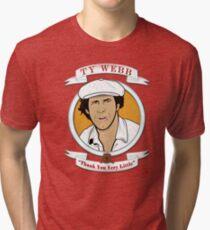 Caddyshack - Ty Webb Tri-blend T-Shirt
