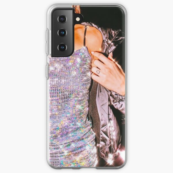 Tini Stoessel rougeoyant Coque souple Samsung Galaxy