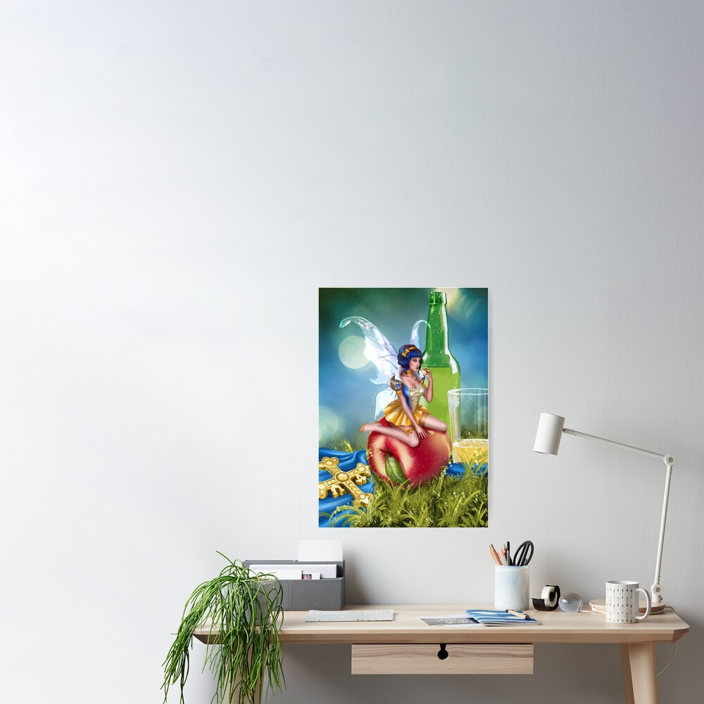 Cider Fairy Poster