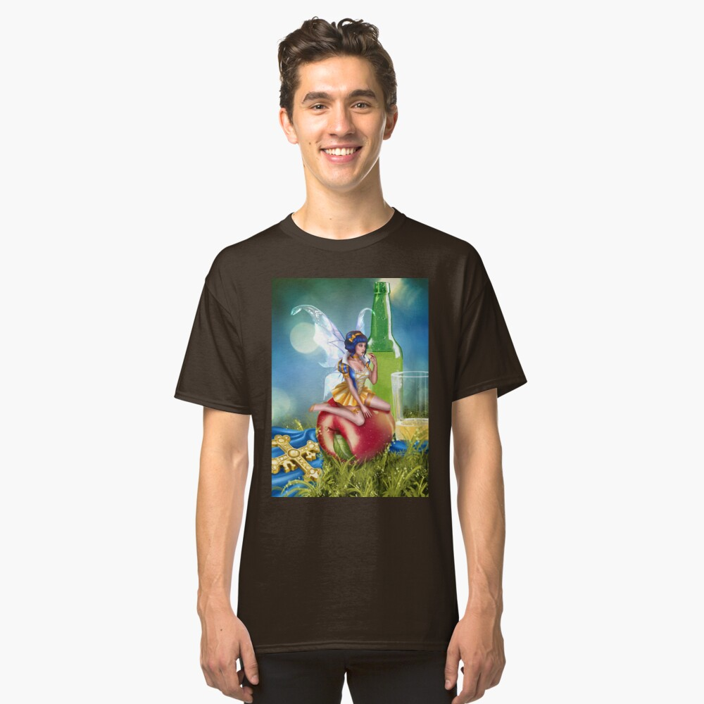 Cider Fairy Classic T-Shirt