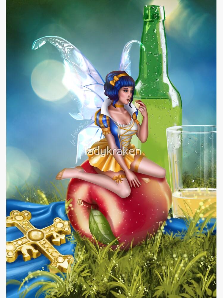 Cider Fairy by ladykraken