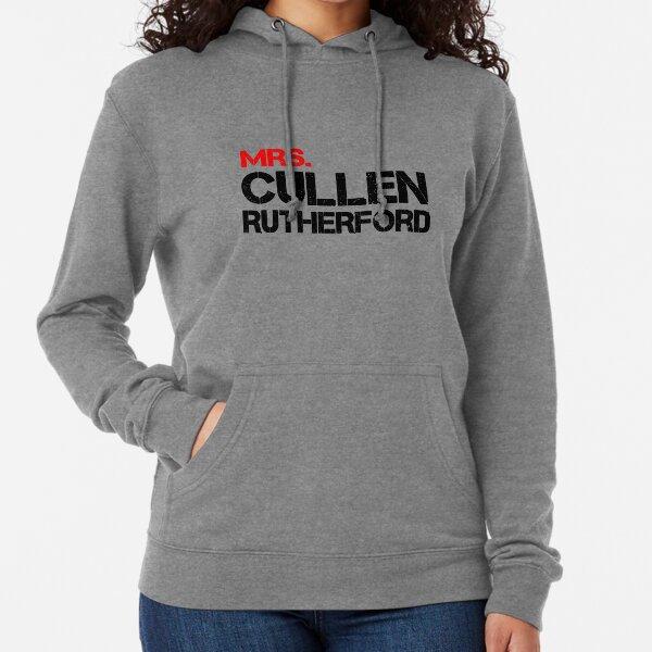 Mrs. Cullen Rutherford Lightweight Hoodie