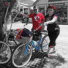 50's bike gangsta by zorastin