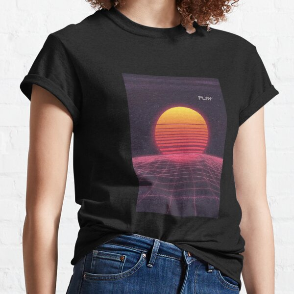 Synthwave Classic T-Shirt
