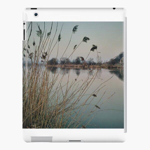 River side in Krakow iPad Snap Case
