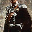 General Alfred Graf von Schlieffen, 1906 by edsimoneit