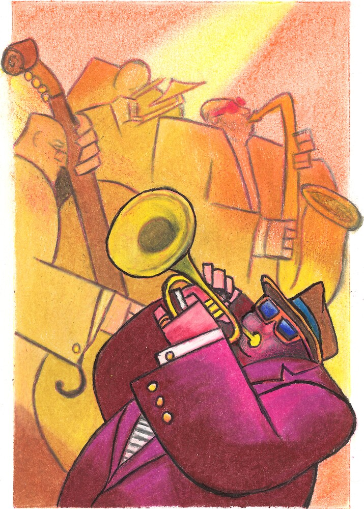 Musicians 2 by epaphus