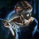 """Smokin'"" (in progress) by Skye O'Shea"