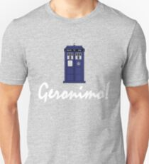 """Geronimo!"" T-Shirt"