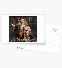A Trumpmas Carol Postcards