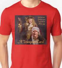 A Trumpmas Carol Slim Fit T-Shirt