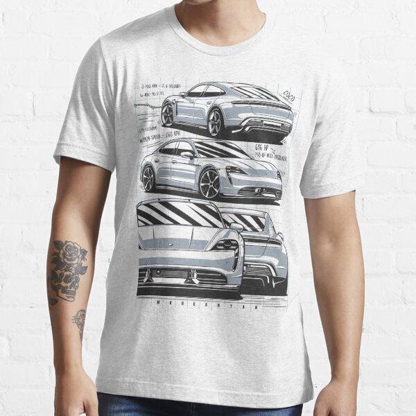 Taycan Turbo S Essential T-Shirt